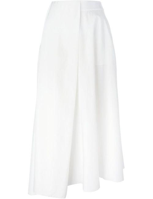 Emporio Armani | Женское Белый Asymmetric Hem Skirt