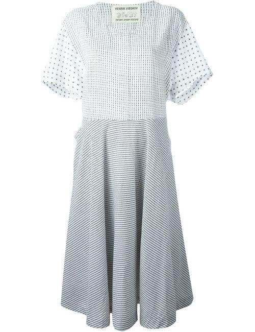 Henrik Vibskov | Женское Белый Acacia Dress