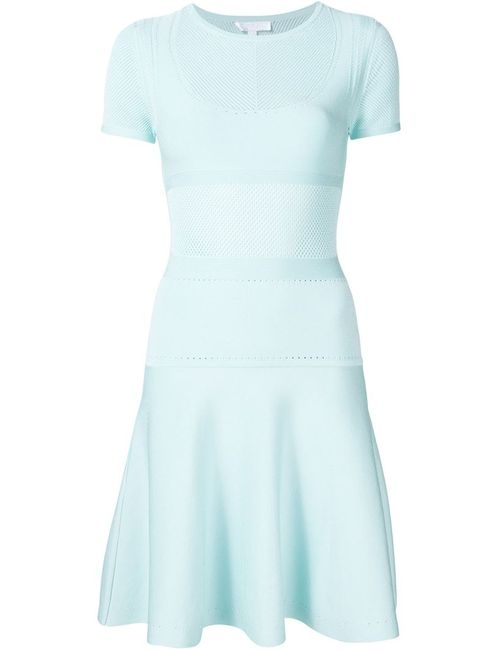 Cushnie Et Ochs | Женское Синий Perforated Detail Dress