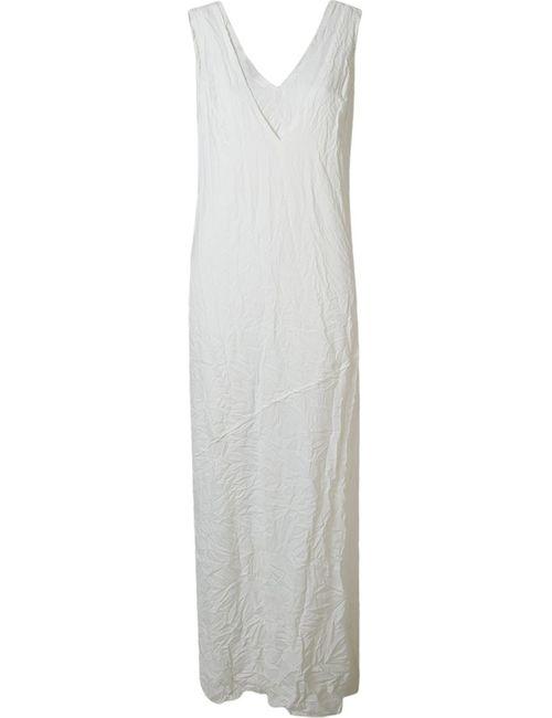 Uma Raquel Davidowicz | Женское Белое Платье Voga