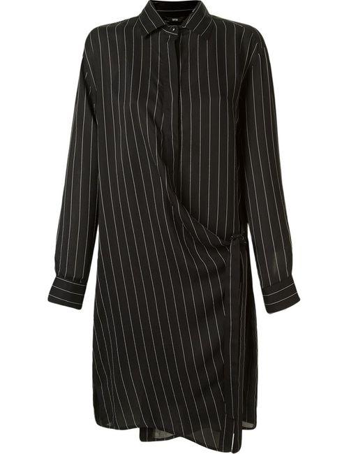 Uma Raquel Davidowicz | Женское Чёрный Video Shirt Dress