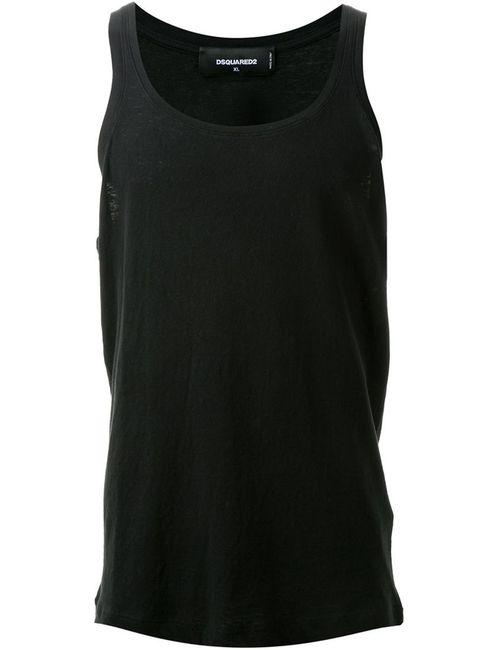 Dsquared2 | Мужское Чёрный Classic Vest