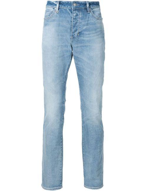 NEUW   Мужское Синий Stone Washed Jeans