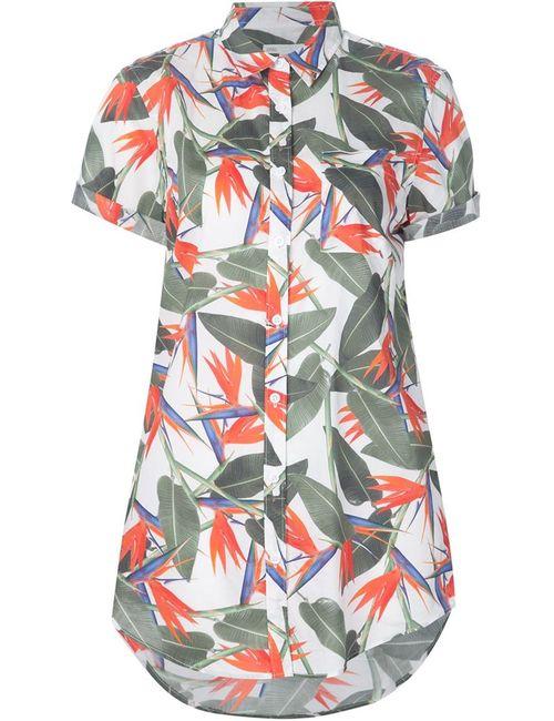 Onia | Женское Белый Jesse Shirt Dress