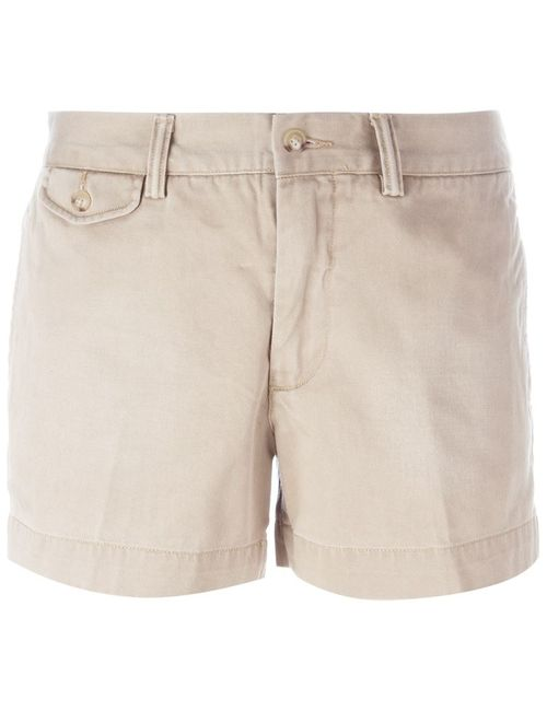 Polo Ralph Lauren | Женское Nude & Neutrals Classic Chino Shorts