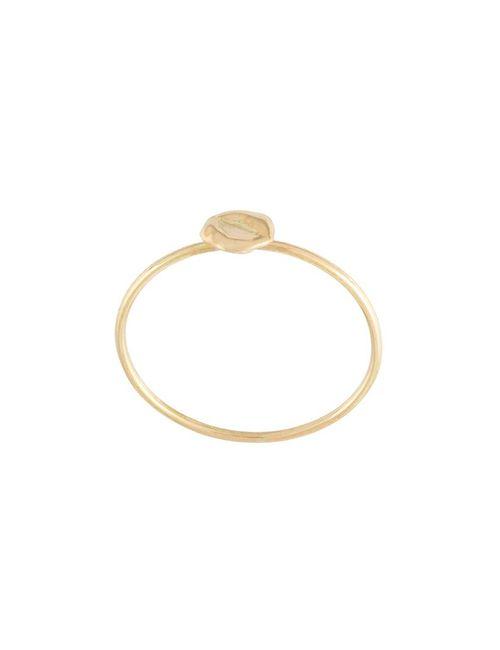 NATASHA COLLIS | Женское Серебристый 18kt Nugget Stacking Ring