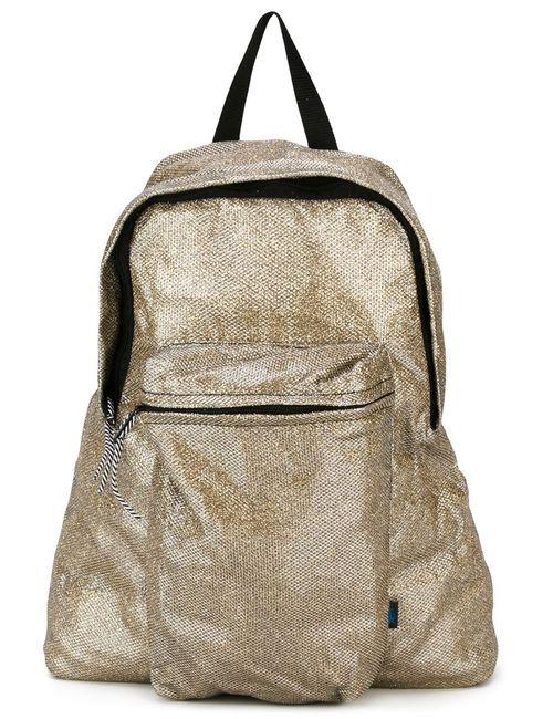 HAUS | Женское Серебристый Glitter Backpack