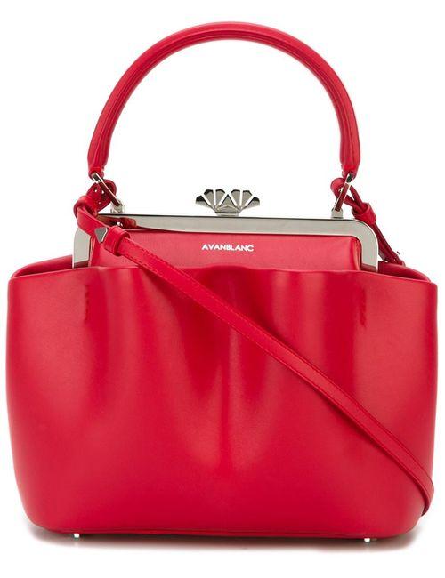 Avanblanc | Женское Красный Petit Curve Bag