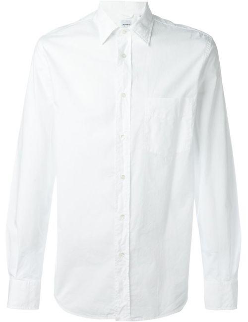 Aspesi | Мужское Белый Classic Shirt