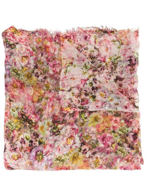 Faliero Sarti | Женское Розовый Print Scarf