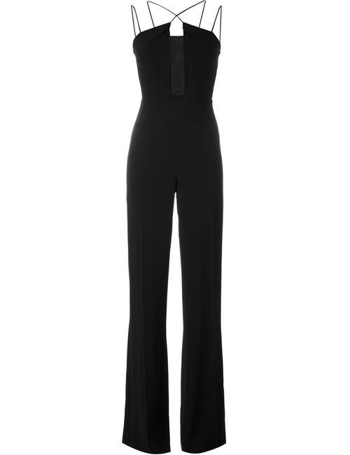 Roland Mouret | Женское Черный Malvern Jumpsuit