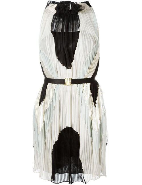 Maria Lucia Hohan | Женское Чёрное Платье Pira