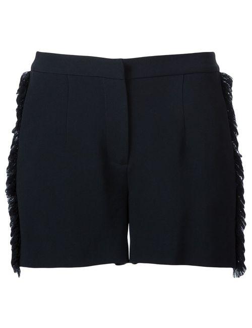JEFFREY DODD   Женское Чёрный Frayed Edge Shorts