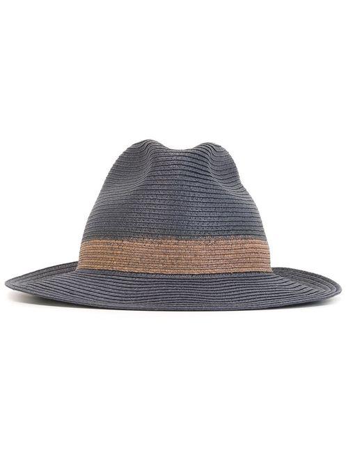 Etro   Мужское Синий Colour Block Hat