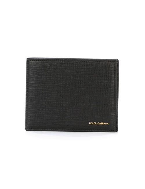 Dolce & Gabbana | Мужское Чёрный Billfold Wallet