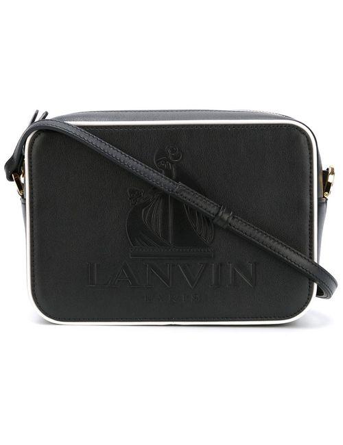 Lanvin | Женское Чёрный Nomad Crossbody Bag