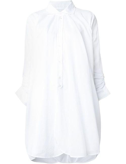 JUNYA WATANABE COMME DES GARCONS | Женское Белый Oversized Shirt Dress