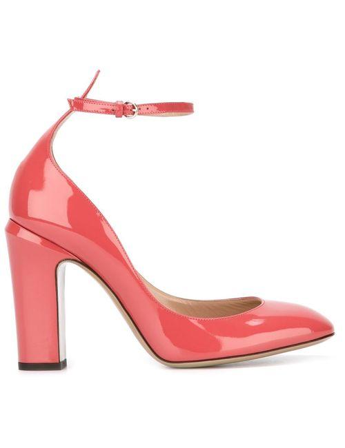 Valentino Garavani | Женское Розовый Tan-Go Pumps