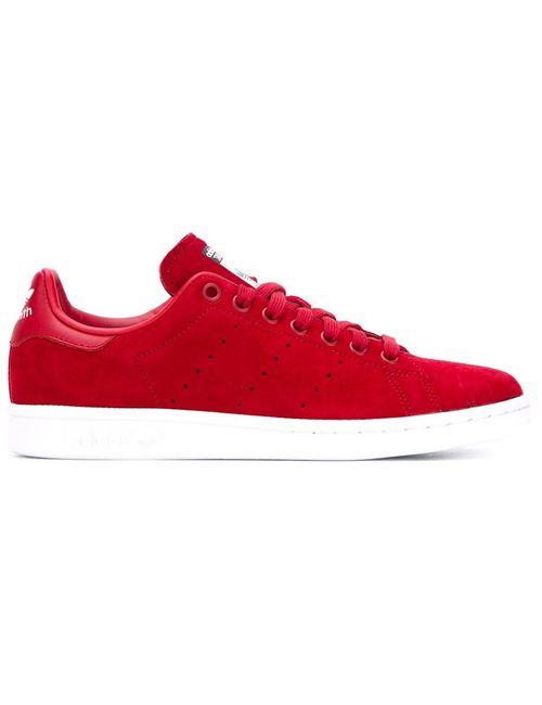 adidas Originals | Женское Красный Stan Smith W Sneakers