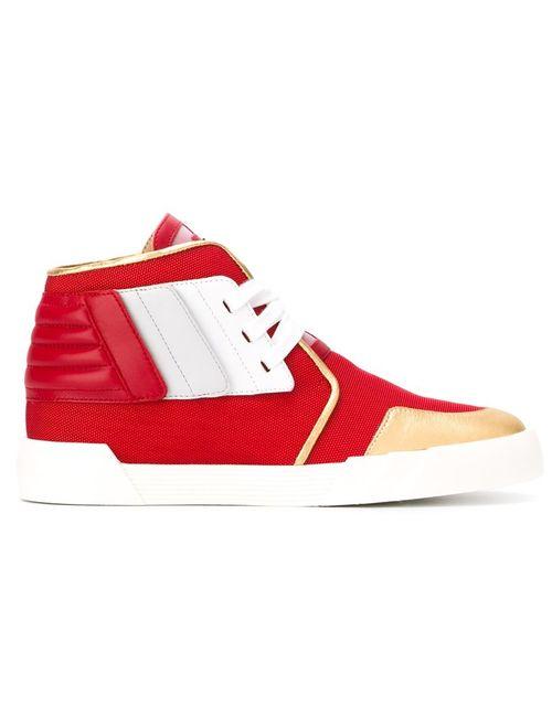Giuseppe Zanotti Design | Мужское Красный The Shark 2.0 Sneakers