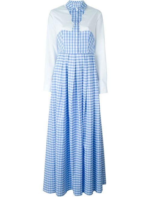 Vivetta | Женское Синее Платье Akira