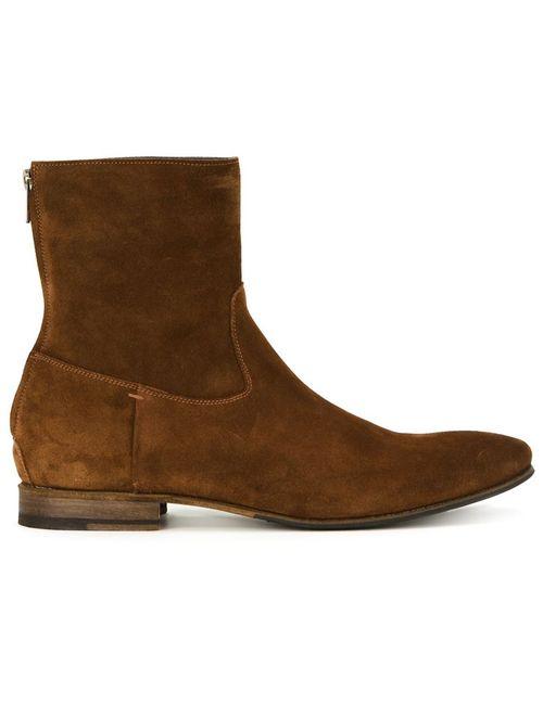 PETE SORENSEN | Мужские Коричневые Ботинки По Щиколотку Macgill