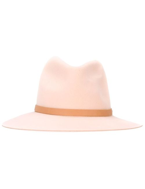 Rag & Bone | Женское Розовый Fedora Hat