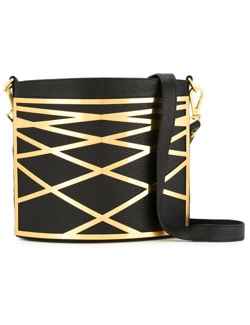 Rula Galayini | Женское Черный Small Riley Shoulder Bag