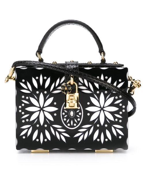 Dolce & Gabbana | Женское Чёрный Dolce Box Tote