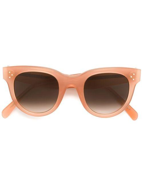 Céline   Женское Розовый Gradient Oversized Sunglasses