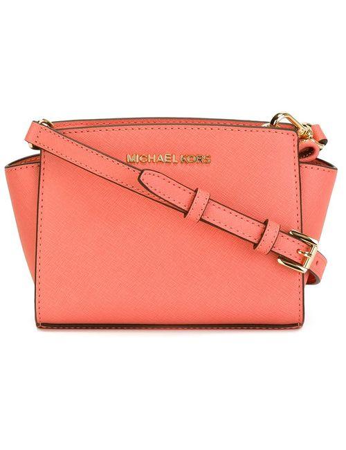 Michael Michael Kors | Женское Желтый Mini Selma Crossbody Bag