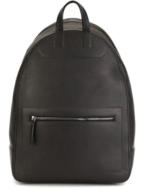 Maison Margiela | Мужское Чёрный Structured Backpack