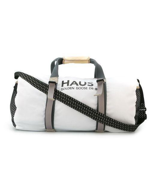 HAUS | Женское Белый X Golden Deluxe Brand Gym Bag