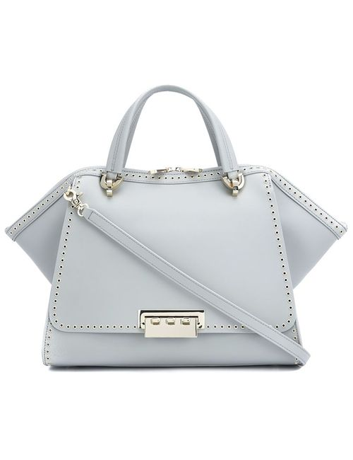 Zac Zac Posen | Женское Серый Eartha Iconic Jumbo Double Handle Bag