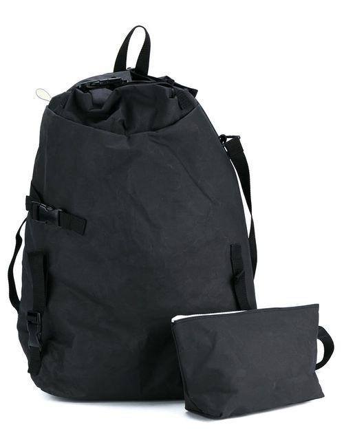 Macromauro | Мужское Черный Kaos Backpack