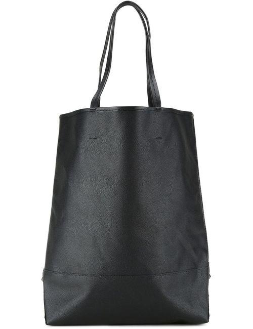 HL HEDDIE LOVU | Женское Чёрный Leather Effect Tote Bag