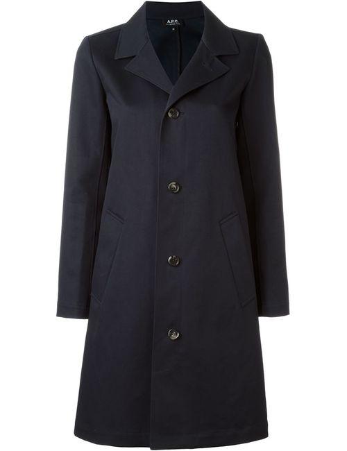 A.P.C. | Женское Синий Trench Coat