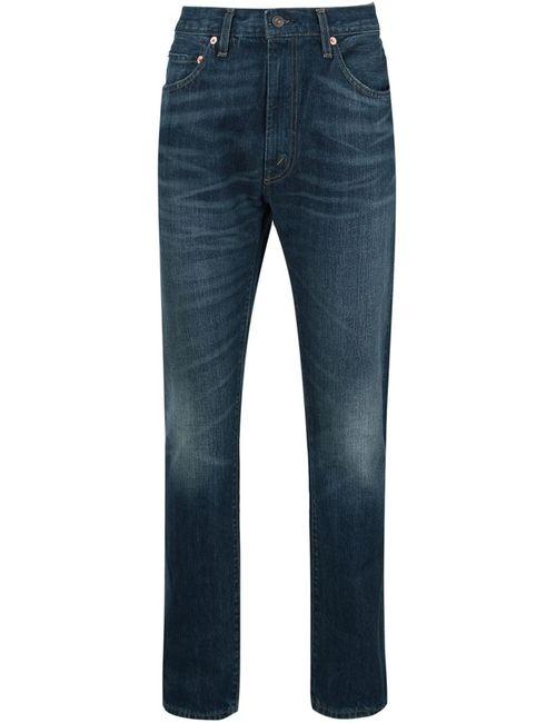Levi'S Vintage Clothing | Мужские Синие Джинсы Прямого Кроя
