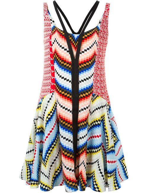 Kenzo | Женское Многоцветный Chevron Dress