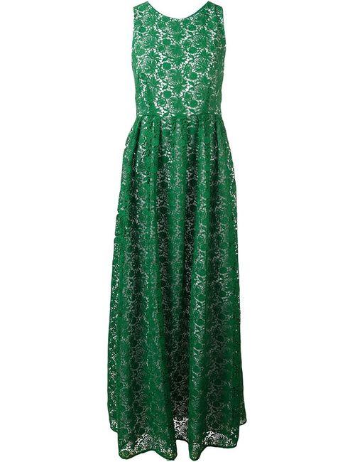 P.A.R.O.S.H. | Женское Зелёный Pansy Dress