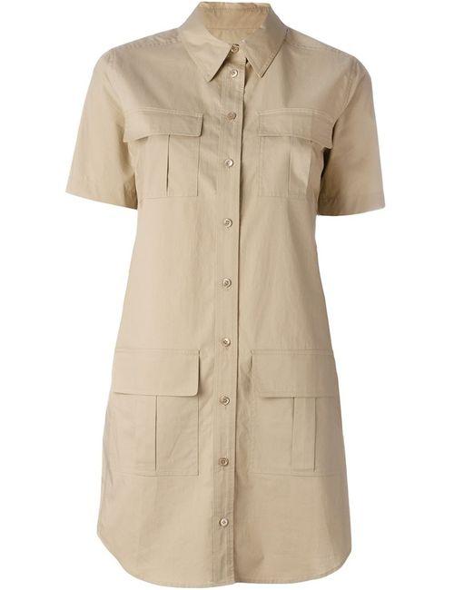 Equipment | Женское Patch Pocket Shirt Dress