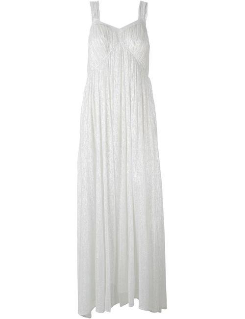 Mes Demoiselles   Женское Белое Платье Marylin