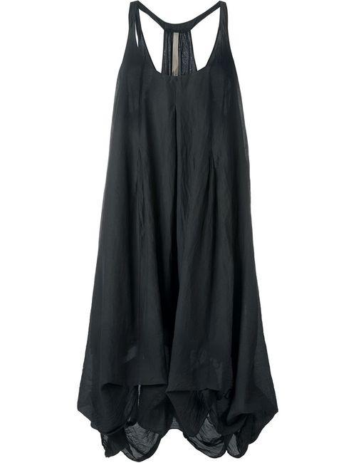 Poème Bohèmien   Женское Чёрный Draped Dress