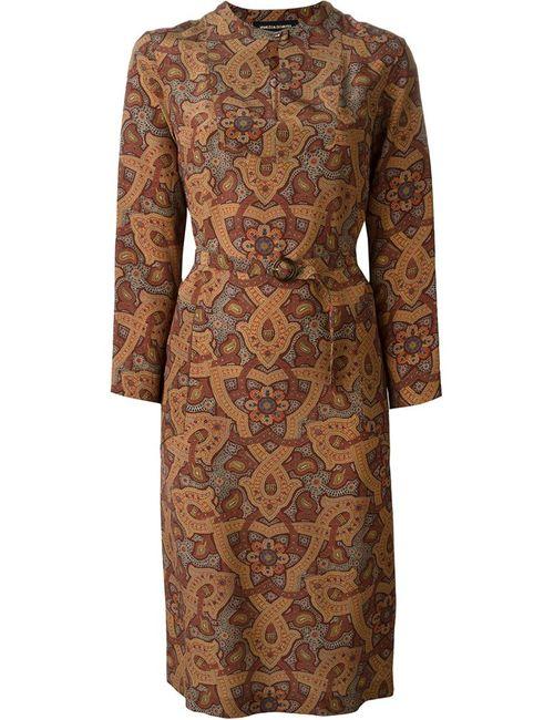 VANESSA SEWARD | Женское Коричневый Blondine Dress