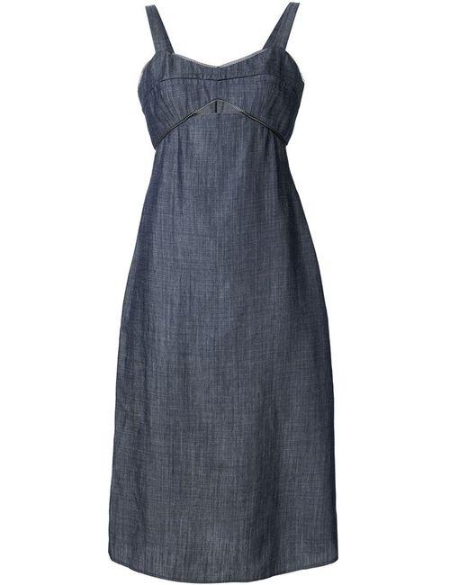 Misha Nonoo | Женское Синее Платье Clementine