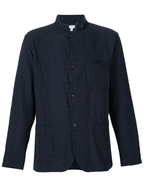 Engineered Garments | Мужское Синий Notched Lapels Jacket