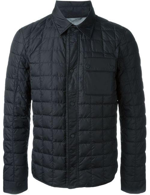 Duvetica | Мужская Чёрная Дутая Куртка
