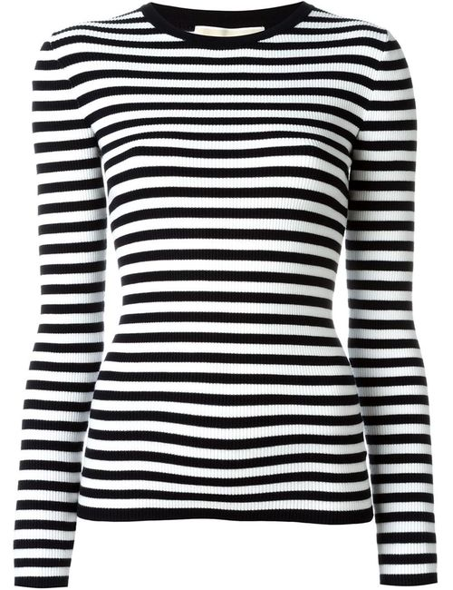 Michael Michael Kors | Женское Белый Sailor Stripe Sweater