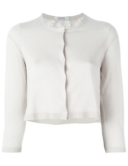 Dorothee Schumacher | Женское Nude & Neutrals Crop Cardigan