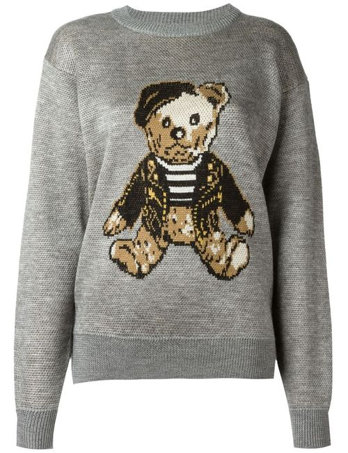 Joyrich | Женское Серый Teddy Bear Jumper
